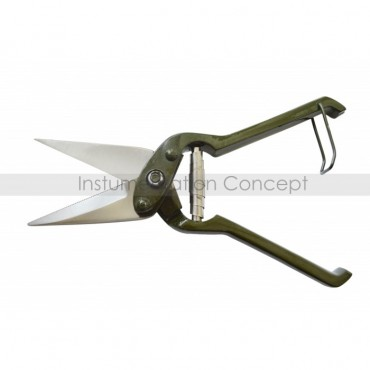 Heavy Duty Hoof Rot Shears Serrated Jaws